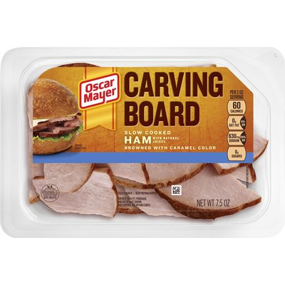 Oscar Mayer Carving Board Cooked Ham