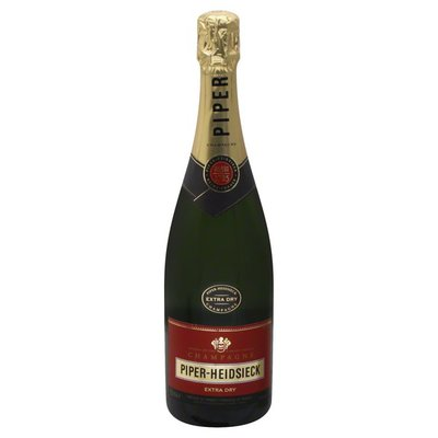 Piper Heidsieck Champagne, Extra Dry, Bottle