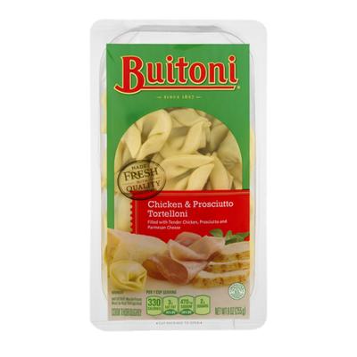 Buitoni Chicken & Prosciutto Tortelloni Refrigerated Pasta
