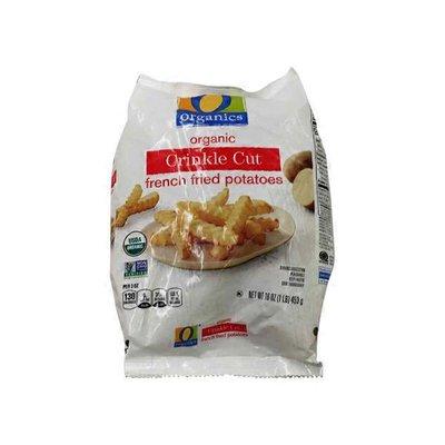 Organics Potatoes, Organic, French Fried, Crinckle Cut