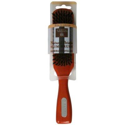 Earth Therapeutics Natural Bristle Slim Brush