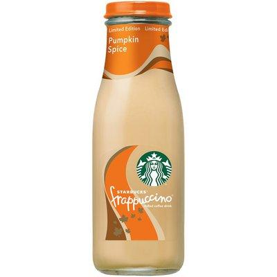 Starbucks Pumpkin Spice Chilled Coffee Drink
