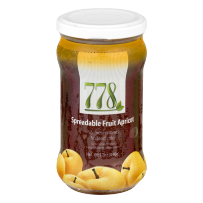 778 Spreadable Fruit Apricot