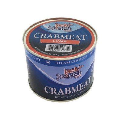 Jack's Catch Lump Crabmeat