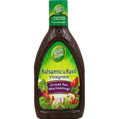 Wish-Bone Dressing Balsamic & Basil Vinaigrette