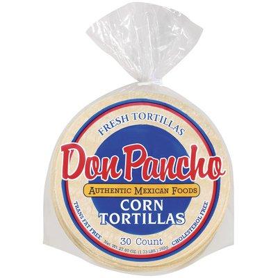Don Pancho Corn Tortillas