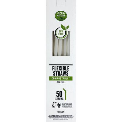 Open Nature Straws, Flexible