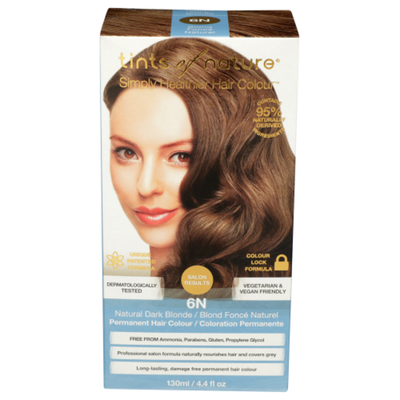 Tints Of Nature Conditioning Permanent Hair Color