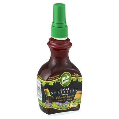Wish-Bone Salad Spritzers Balsamic Breeze Vinaigrette Dressing