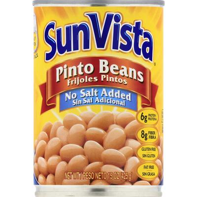 SunVista Pinto Beans, No Salt Added