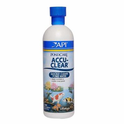 API 16-Ounce Pond Accu-Clear Pond Water Clarifier Bottle