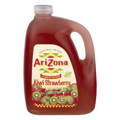 Arizona Fruit Juice Cocktail, Kiwi Strawberry