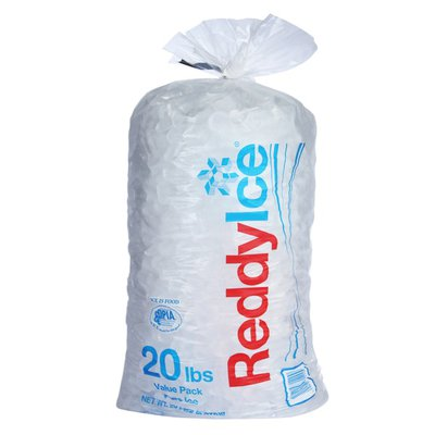 Reddy Ice Bag Ice, 20 Lb