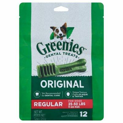 GREENIES Dental Treats, Original, Regular