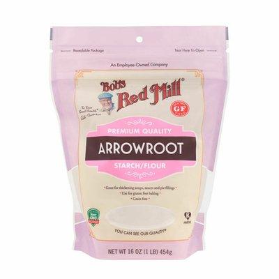 Bob's Red Mill Arrowroot Starch, Flour