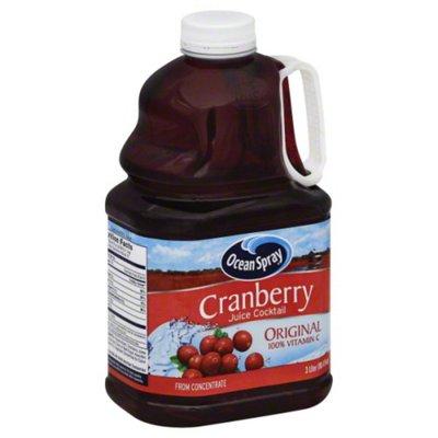 Ocean Spray Juice Cocktail, Cranberry