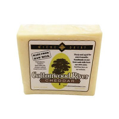 Cottonwood River Cheddar Cheese