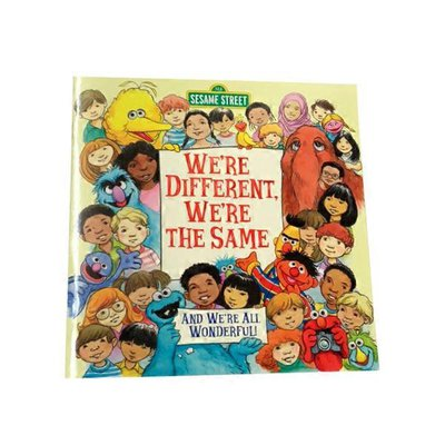 Random House Trade We're Different We're The Same Book