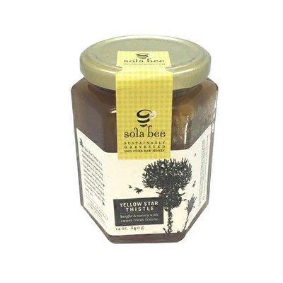 Sola Bee Farms Pure Raw Honey