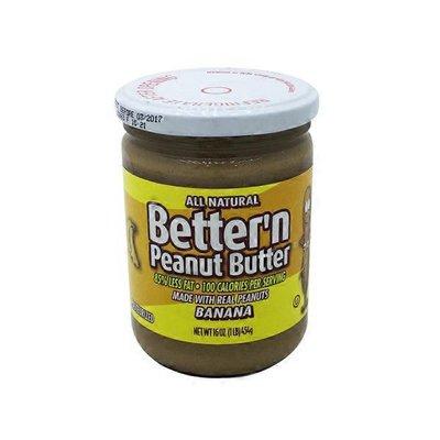 Better'n Peanut Butter Banana