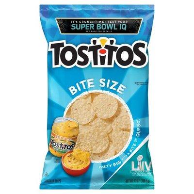 Tostitos Bite Size Tortilla Chips