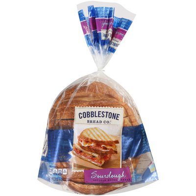 Cobblestone Mill Sourdough Artisan Round Bread