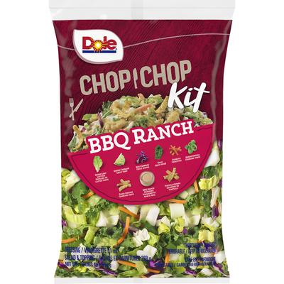 Dole Chop Chop Kit, BBQ Ranch
