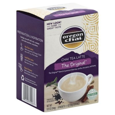 Oregon Cafe Original Dry Chai Latte Mix
