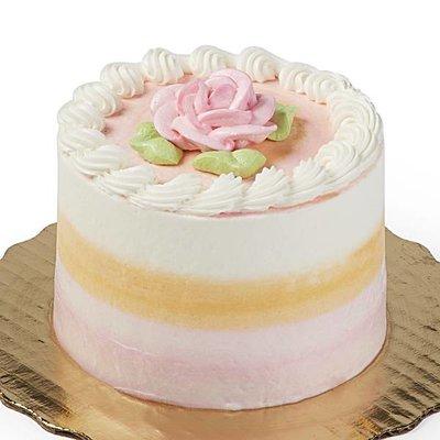 Publix Bakery Mini Buttercream Cake