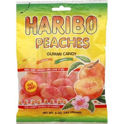 HARIBO Gummi Candy, Peaches