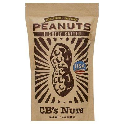C Bs Nuts Peanuts, Lightly Salted