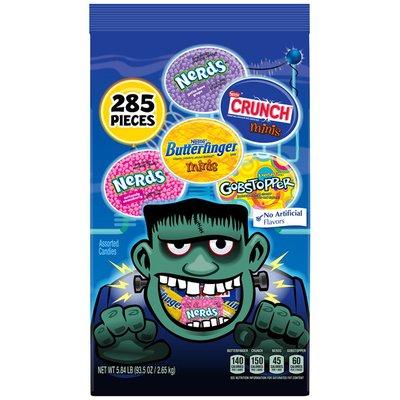 Nestle Wonka Candy, Variety