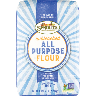 Sprouts Unbleached All Purpose Flour