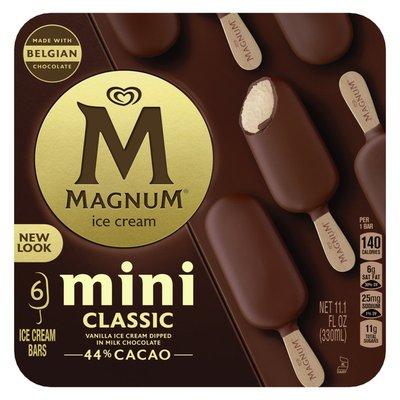 Magnum Mini Classic Ice Cream Bars