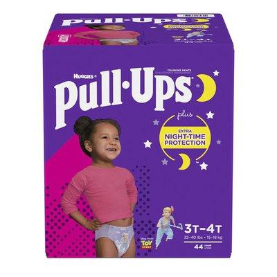 Pull-Ups Night-Time Girls' Training Pants