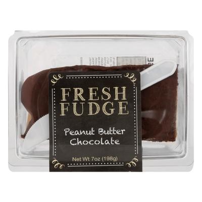 Fresh Fudge Peanut Butter Chocolate