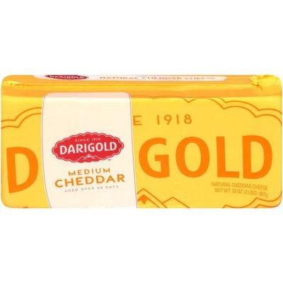 Darigold Medium Cheddar Cheese