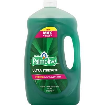 Palmolive Dish Liquid, Ultra Strength