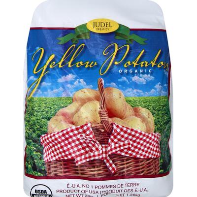 Judel Organics Yellow Potatoes, Organic