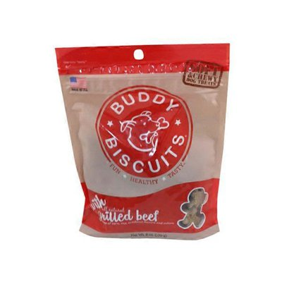 Cloud Star Treats for Dogs, Original Soft & Chewy, with All Natural Grilled Beef