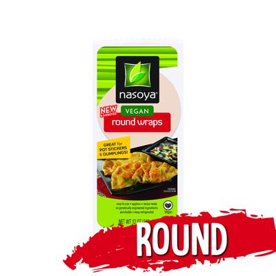 Nasoya Round Wraps, Vegan