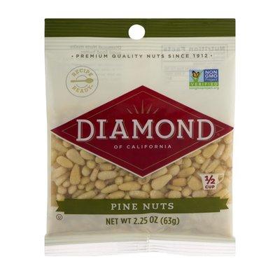 Diamond Pine Nuts