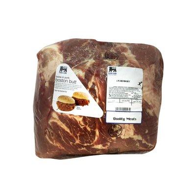 Food Lion Bone-In Pork Boston Butt