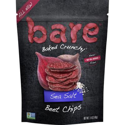 Bare Sea Salt Beet Chips