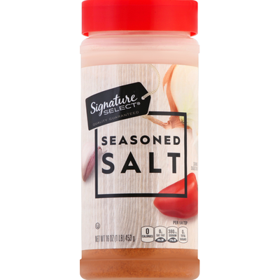 Signature Select Seasoned Salt