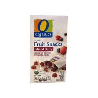 O Organics Organic Fruit Snacks
