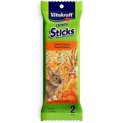 Vitakraft Carrot & Honey Flavored Glaze Rabbit Treat