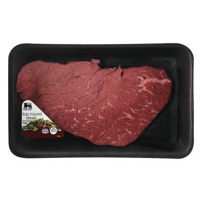 Boneless Beef Top Round Steak