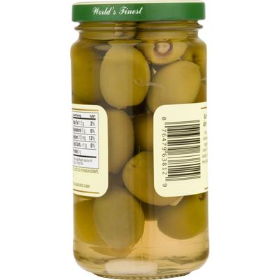 Giuliano Stuffed Olives, Garlic