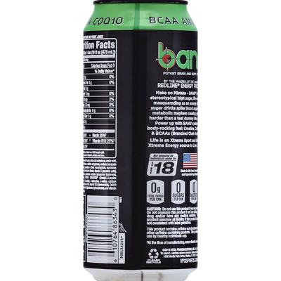 Bang Energy Drink